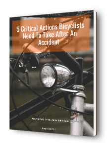 bicycle accident report